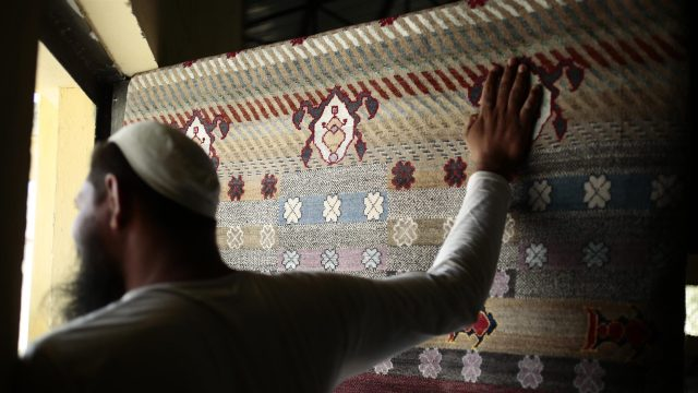 Freedom Manchaha: Jaipur Rugs' limited-edition collection