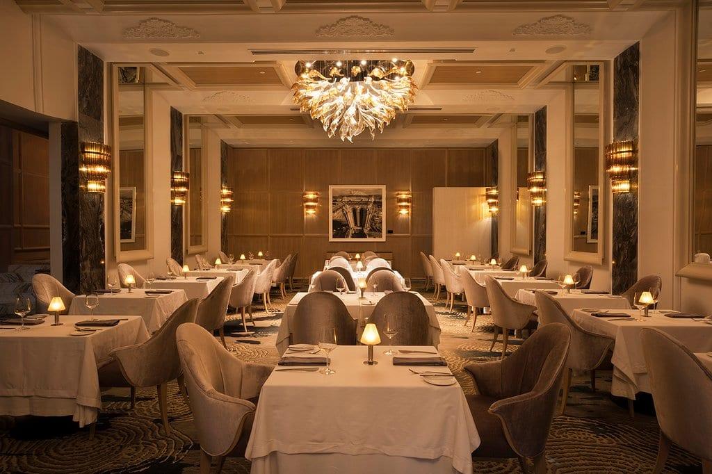 le blanc french restaurant