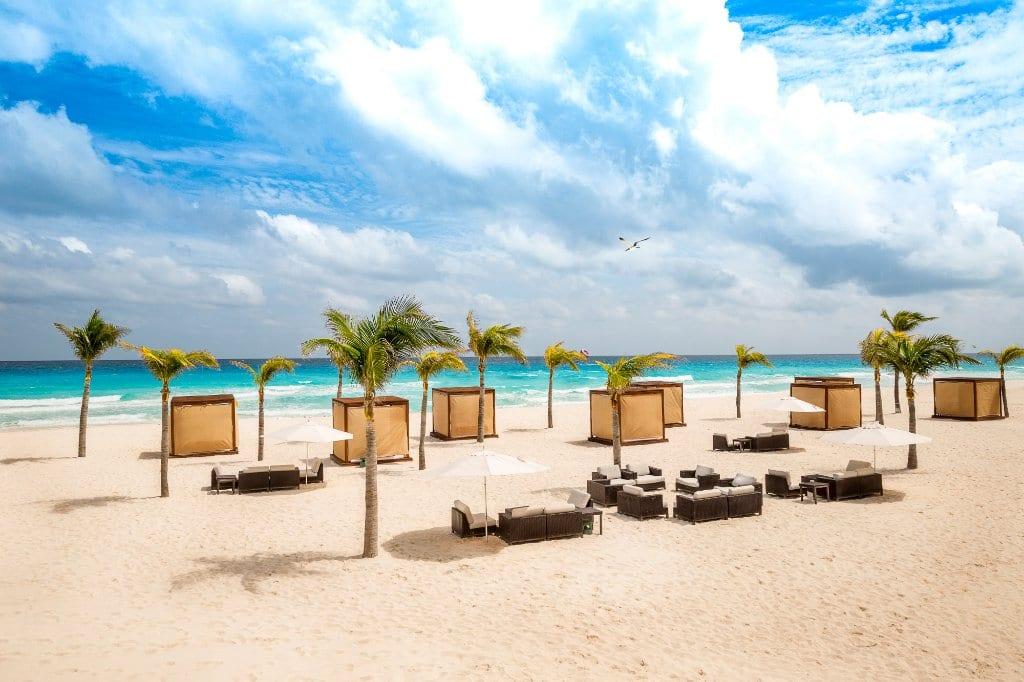 le blanc Cancun beach