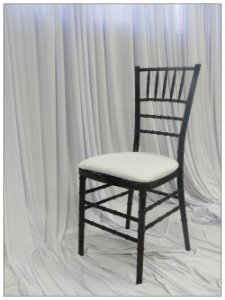 Mahogany Chiavari Chair