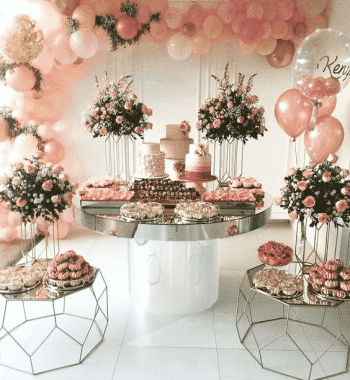 Luxury Dining and Banquet table rentals in Atlanta, Georgia