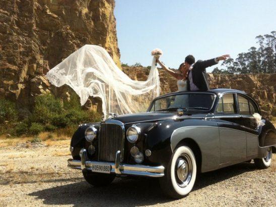 jaguar coche para bodas