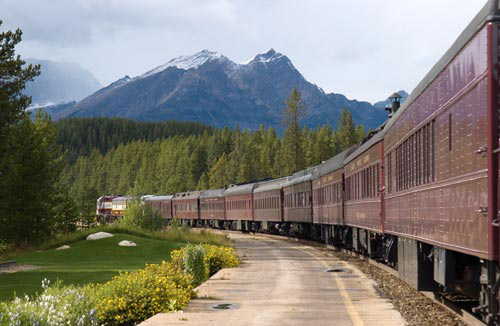 ten luxury train operators for ride of a lifetime Royal Canadian Pacific