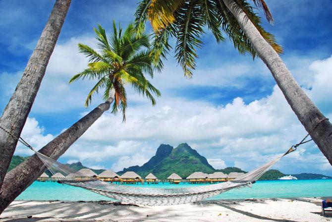 10 Picture Perfect Islands Across the Globe Bora Bora