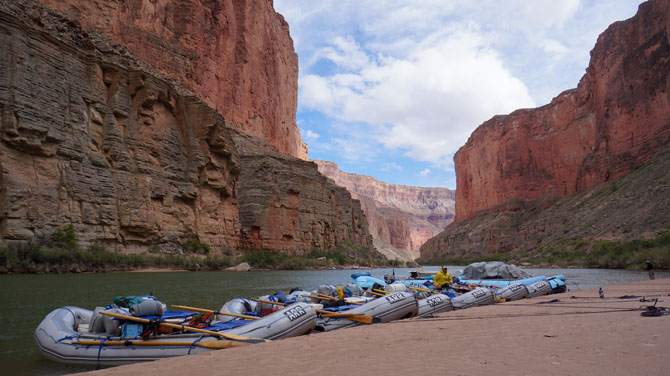 5 White Knuckle Adventure Destinations Rafting the Grand Canyon