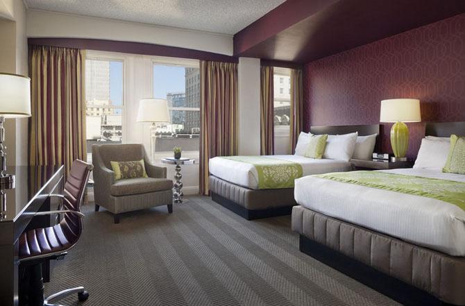 8 Gorgeous Hotels in San Francisco Hotel Adagio