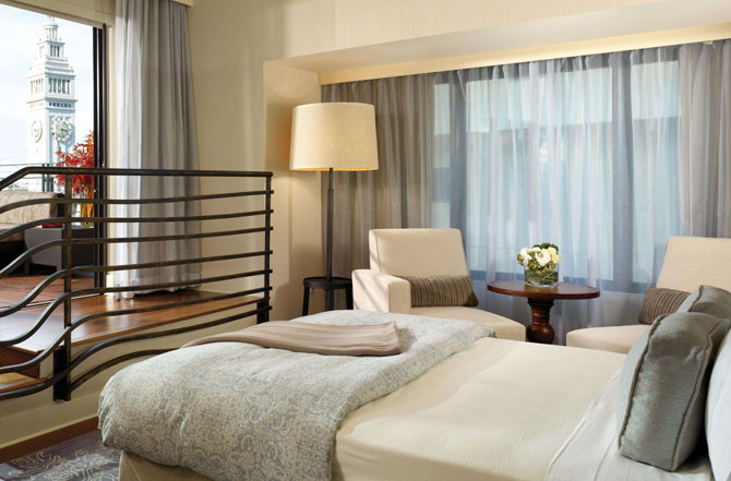8 Gorgeous Hotels in San Francisco Hotel Vitale