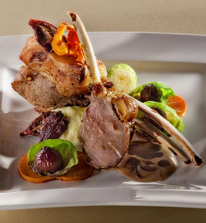 Aubergine Restaurant Cape Town 11