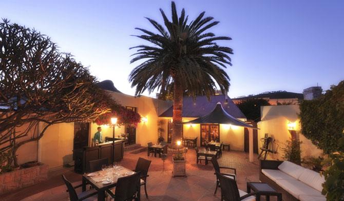 Aubergine Restaurant Cape Town 2