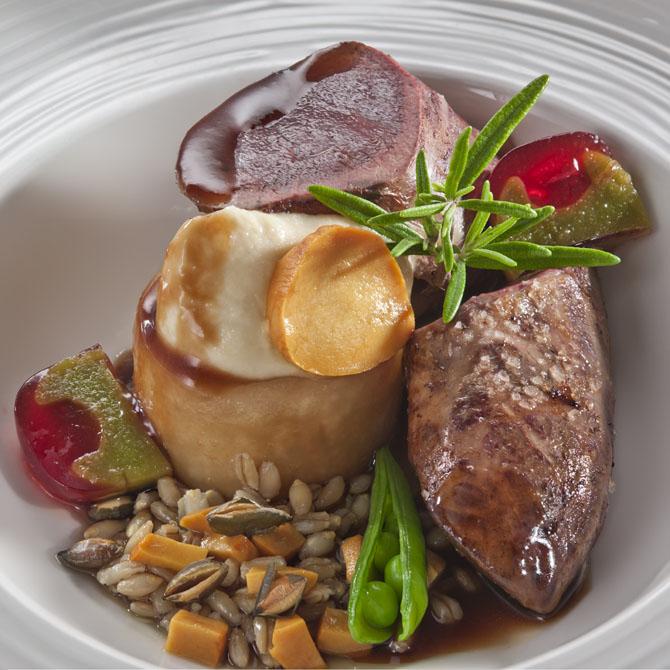Aubergine Restaurant Cape Town 6