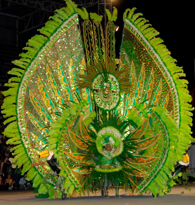 Enjoy the Colors of the Trinidad and Tobago Carnival 3