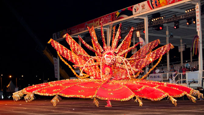 Enjoy the Colors of the Trinidad and Tobago Carnival 6