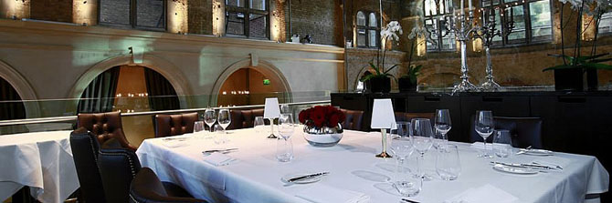 Galvin La Chapelle Restaurant London 1