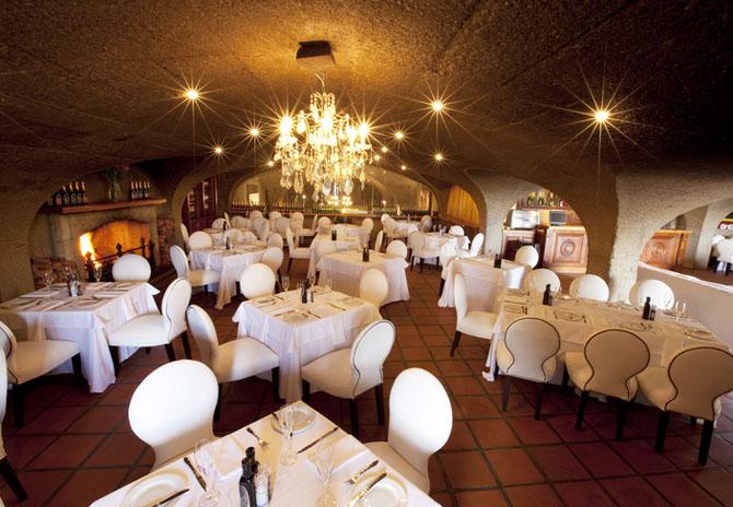 Haute Cabrière Restaurant & Terrace Franschhoek 2
