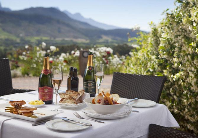 Haute Cabrière Restaurant & Terrace Franschhoek 3