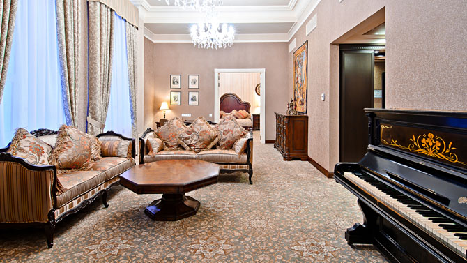 Hotel Alfavito Business Excellence in Kiev 4