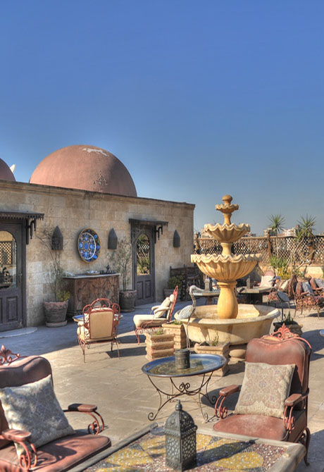 Le Riad Hotel Cairo For an Evocative Essence of the Past 5