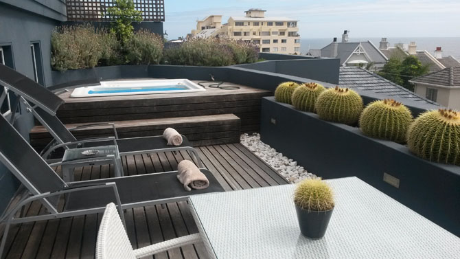 O on Kloof Boutique Hotel and Spa Cape Town 3