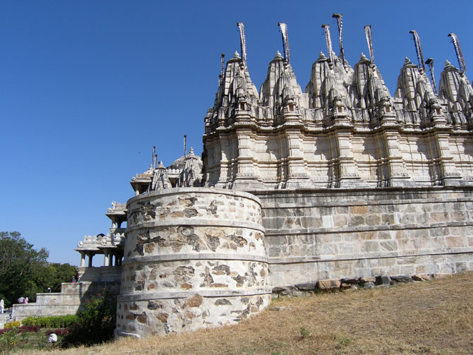 Ranakpur The Temple Town of Rajasthan Adinath Temple