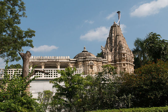 Ranakpur The Temple Town of Rajasthan Suparshavanath Temple