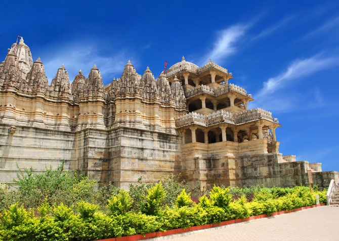 Ranakpur The Temple Town of Rajasthan The Holy Jain Temple