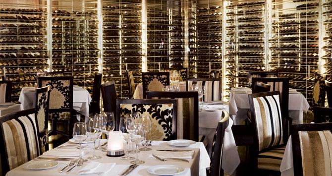 Sevruga Restaurant Cape Town 3