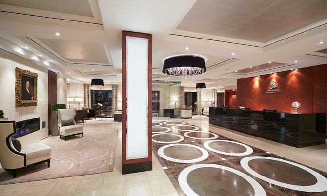 The Ritz Residence Montreal 3