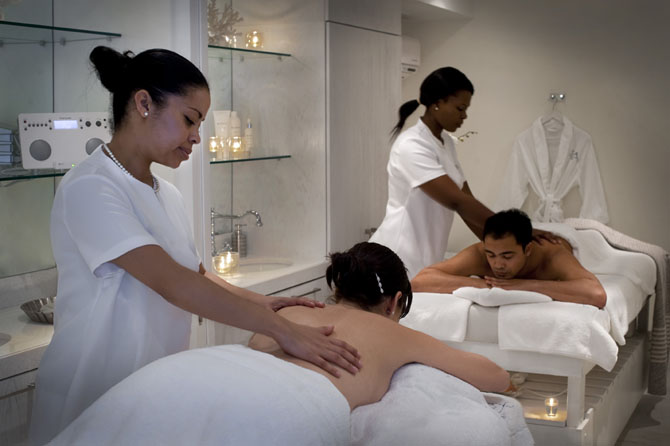 The Spa at The Twelve Apostles Cape Town 8