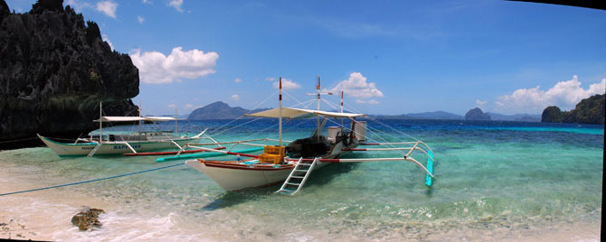 Top 10 Asian Destinations for Water Sports Bacuit Archipelago Philippines