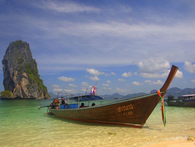 Top 10 Asian Destinations for Water Sports Krabi Thailand