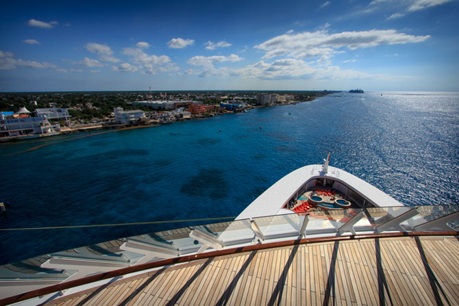 Top 10 Caribbean Islands to Visit by Superyacht Cozumel