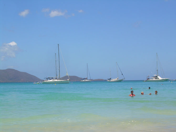 Top 10 Caribbean Islands to Visit by Superyacht Tortola