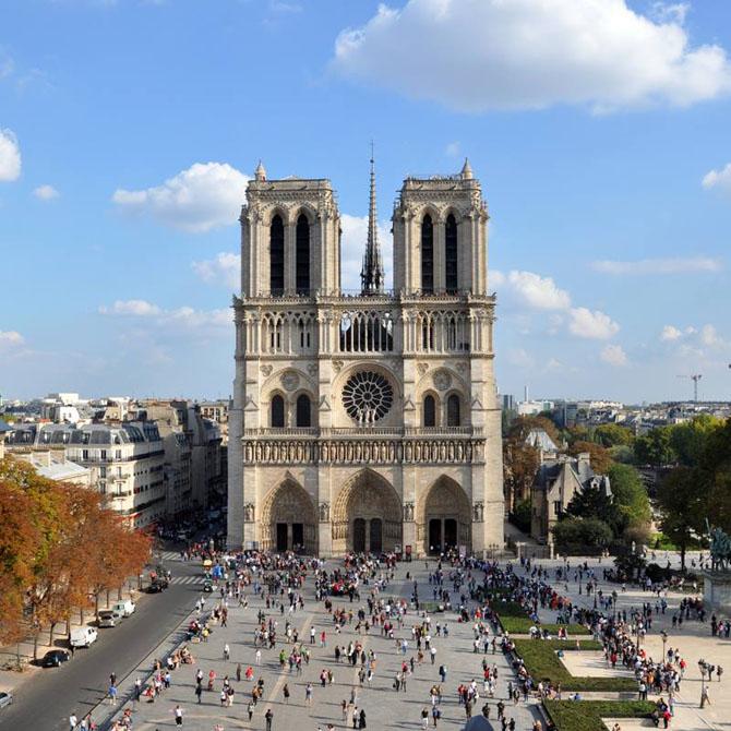 Top 10 Indulgences When In Paris Notre Dame de Paris