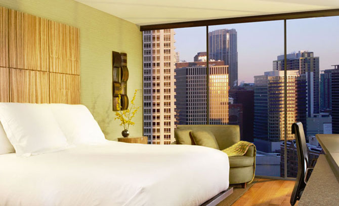 Top 10 Luxury Hotels in Chicago Dana Hotel and Spa