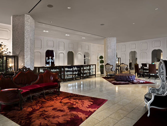 Top 10 Luxury Hotels in Chicago Hotel Sax Chicago