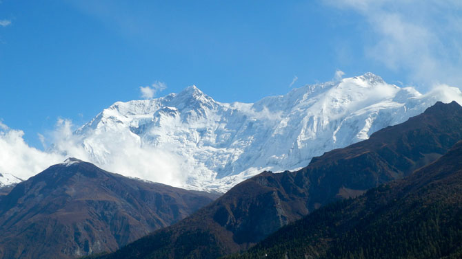 Top 10 Mountains to Hike in the World Annapurna Nepal