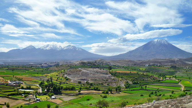 Top 10 Mountains to Hike in the World The Andes Peru