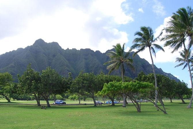 Top 10 Sightseeing Attractions in Honolulu Kualoa Regional Park