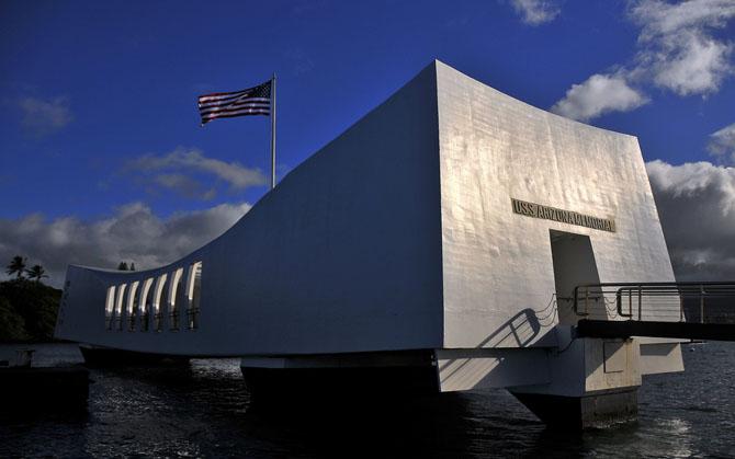 Top 10 Sightseeing Attractions in Honolulu USS Arizona Memorial