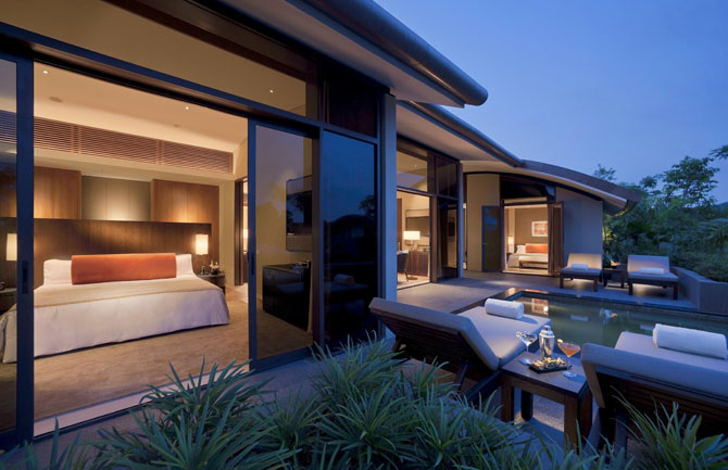 Top 5 Luxury Hotels in Singapore Capella 2
