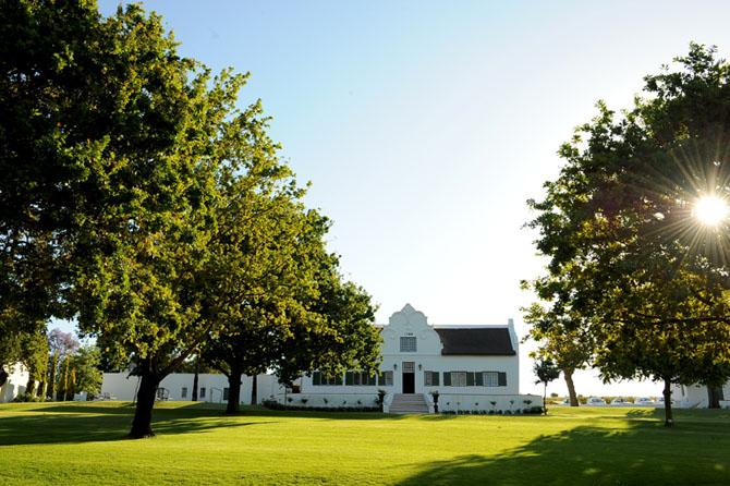 Webersburg Wine Estate Stellenbosch 10