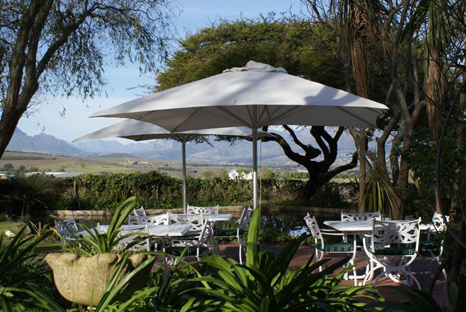 WedgeView Country House & Spa Stellenbosch 11