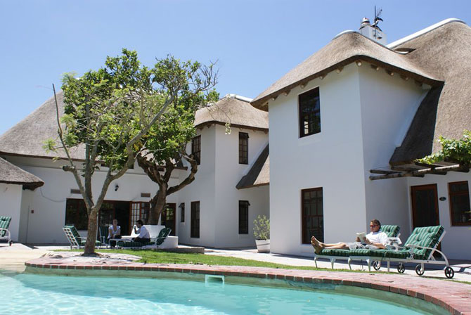 WedgeView Country House & Spa Stellenbosch 4
