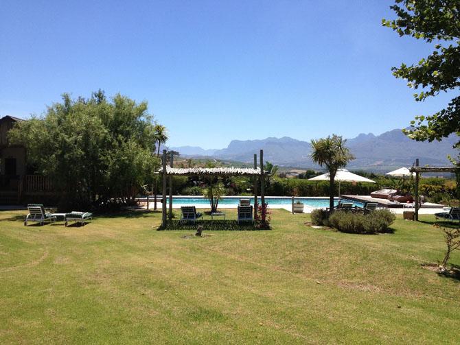 WedgeView Spa Stellenbosch 5