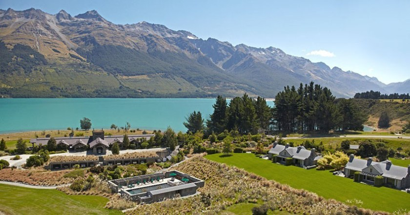 Blanket Bay New Zealand 1