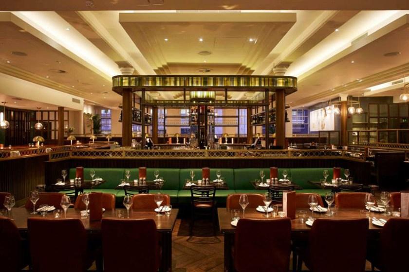 Gusto Restaurant Manchester 1