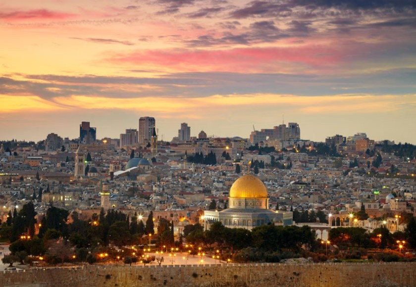 What to do in Israel Holy Land