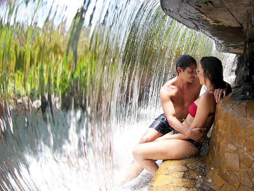 Listen to the Murmurings of the Earth at the Tabacon Spa Costa Rica 4