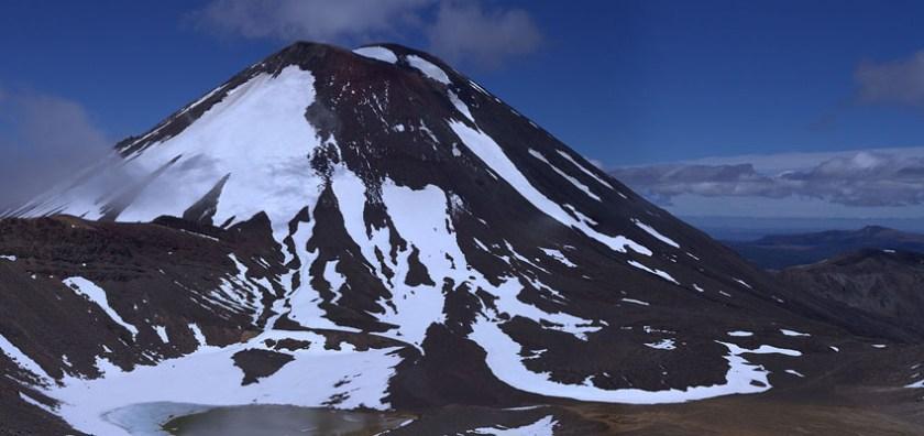 Mount Ngauruhoe New Zealand