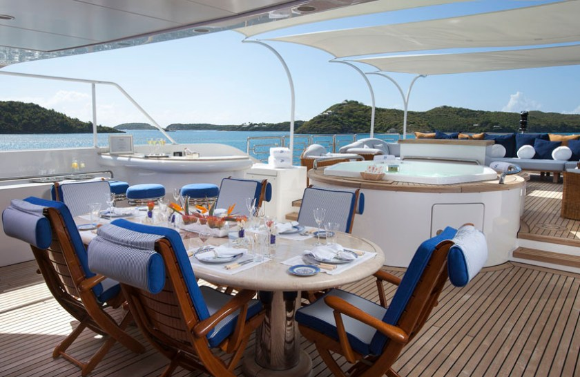 A Day on a Superyacht 3